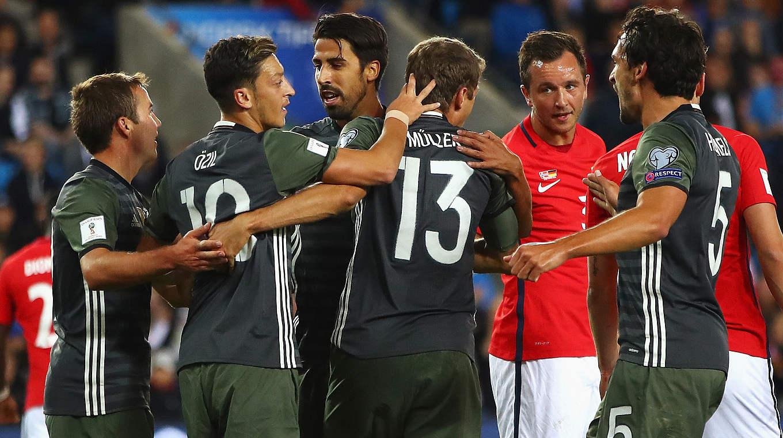 dfb gewinnspiel deutschland norwegen