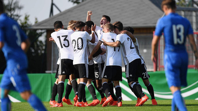 Deutschland Sieg Italien
