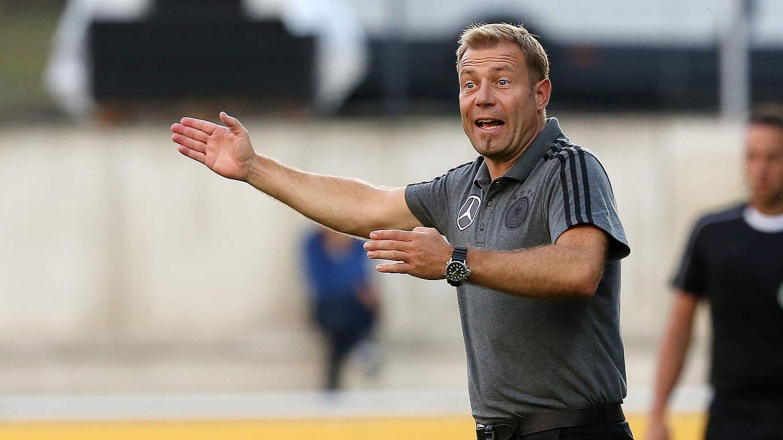 Trainer Albanien