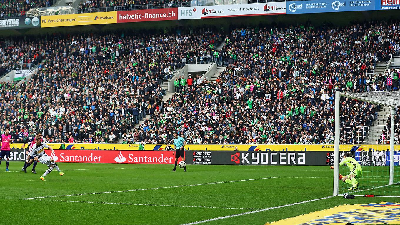 freiburg frankfurt fussball