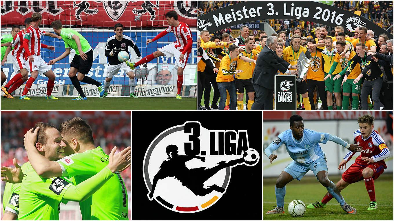 Zuschauer Spieleinnahmen Tv Reichweite 3 Liga Bricht Rekorde