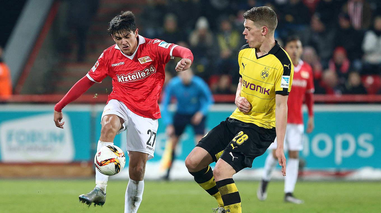 Berlin Dortmund Fussball