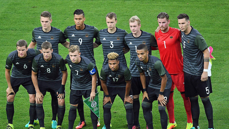 Olympiahelden Horn Und Sule Wiedersehen Im Dfb Pokal Dfb Deutscher Fussball Bund E V