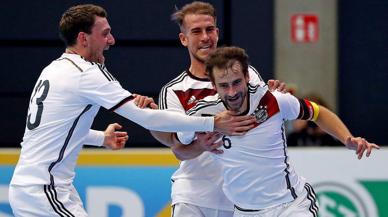 futsal deutsche nationalmannschaft