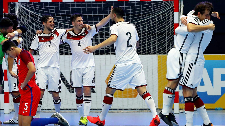 Futsal Em Qualifikation Live Auf Sport1 Dfb Deutscher