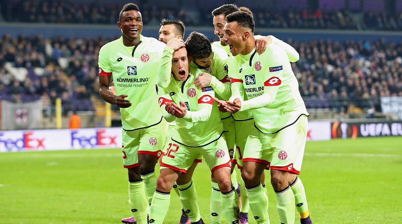 Mainz Anderlecht