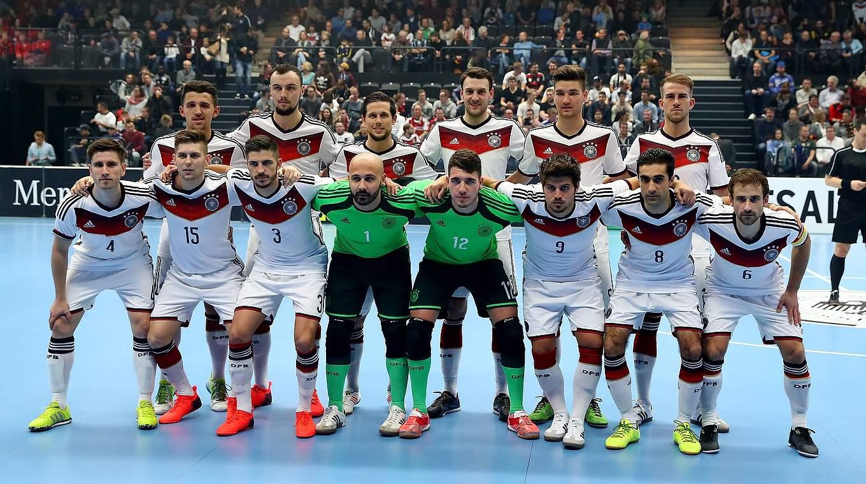 Futsal Nationalmannschaft