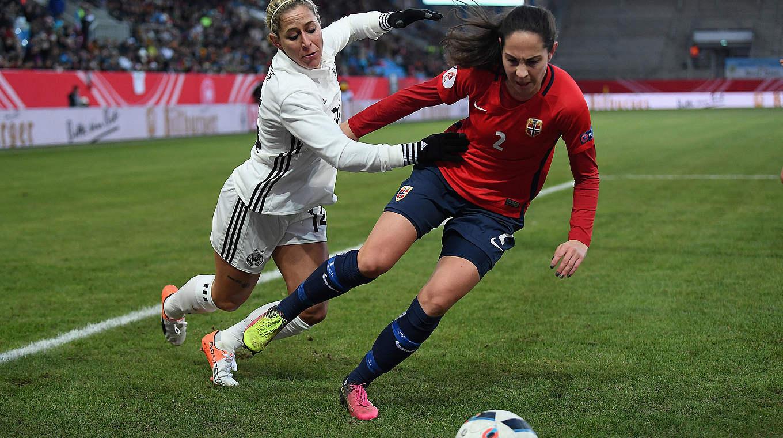 Deutschland Vs Norwegen FuГџball