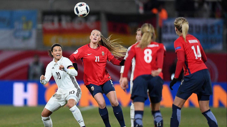 deutschland vs norwegen fußball