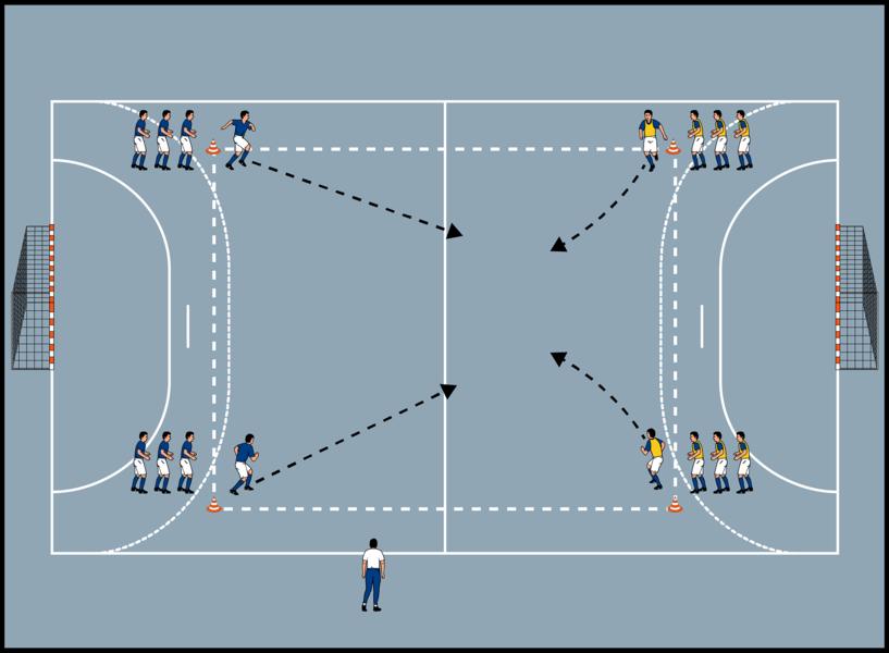 Ballgeschicklichkeit In Der Halle Dfb Deutscher Fussball