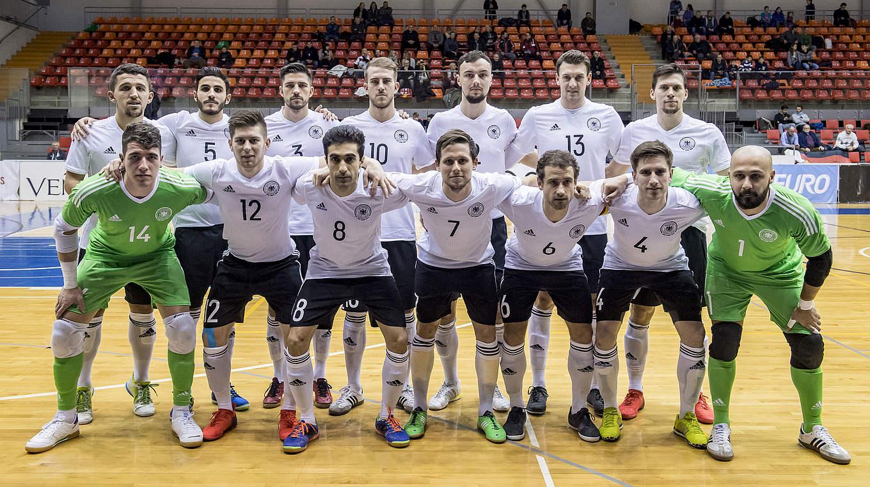 dfb futsal nationalmannschaft