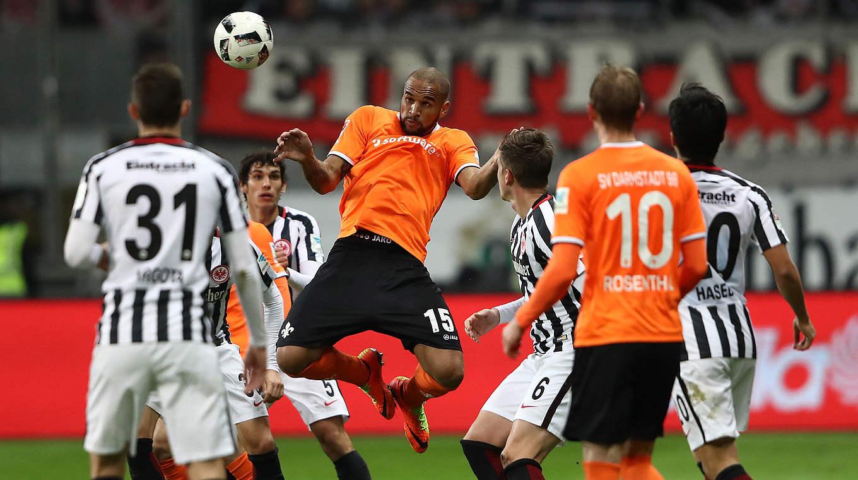 Frankfurt Darmstadt Fussball