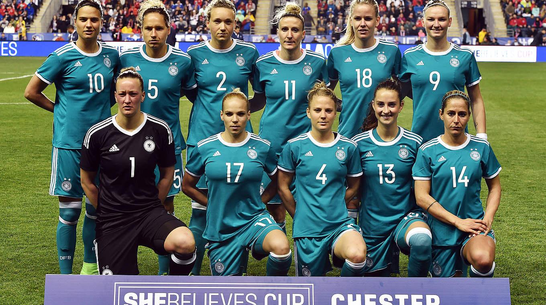 frauenfußball nationalmannschaft deutschland