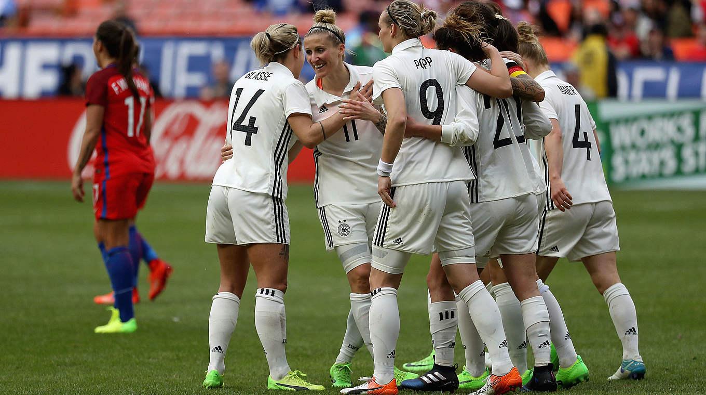 Frauenfußballnationalmannschaft