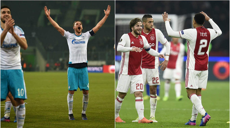 Schalke Gegen Ajax Гјbertragung