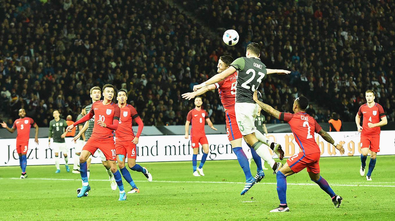 fußball deutschland england statistik