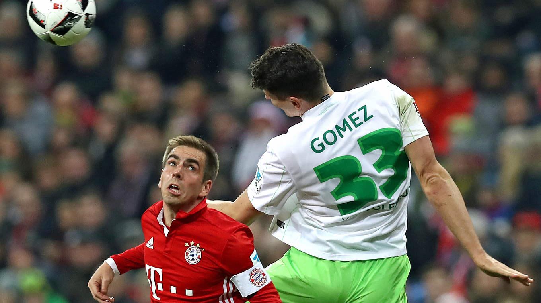 Wolfsburg Bayern Dfb