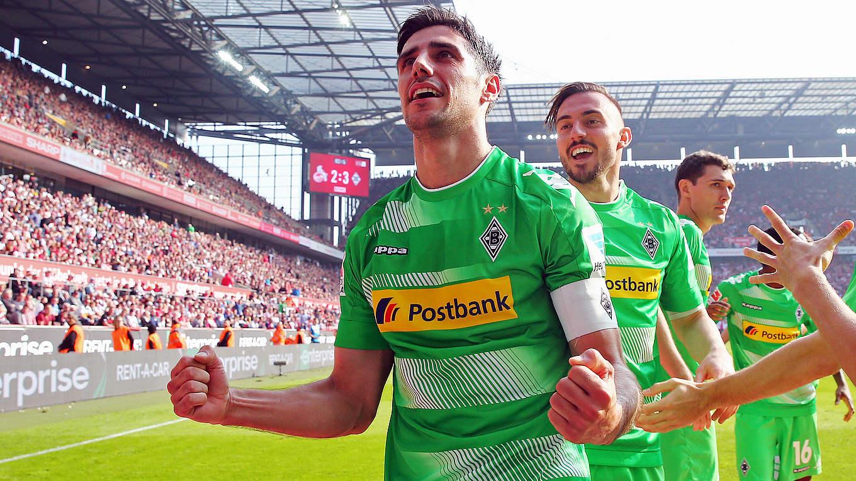 Gladbach Leverkusen 2021