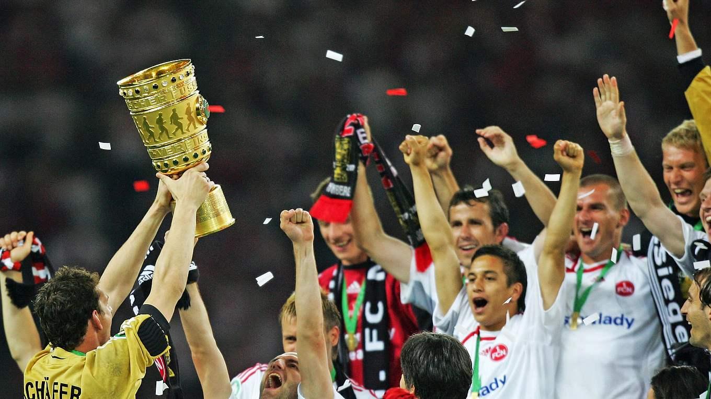 96 Gewinnt Als Zweitligist Den Dfb Pokal Dfb Deutscher