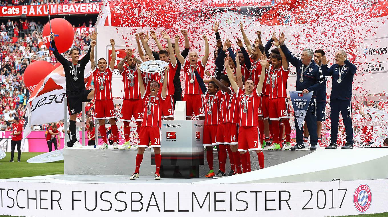 Fc Bayern Titelliste