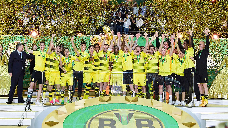 Bvb Dfb Pokal Finale