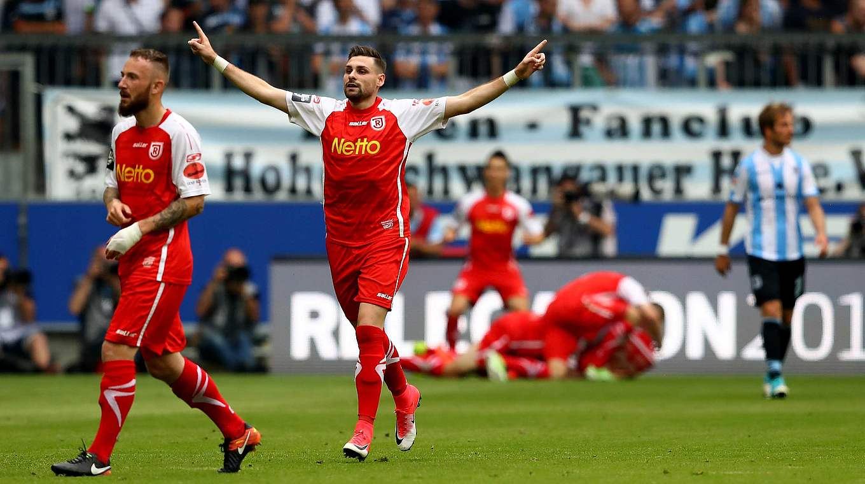 Relegation Regensburg