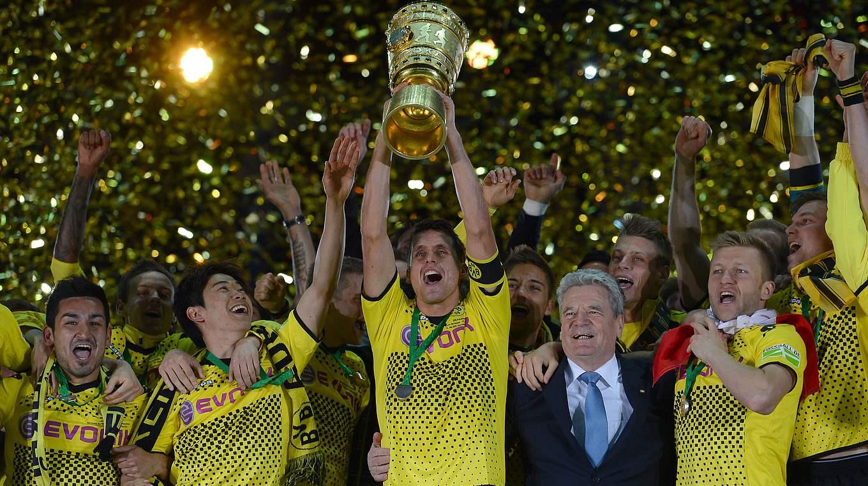 Dfb Pokalsieger 2012