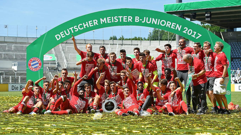 Fc Bayern München Junioren