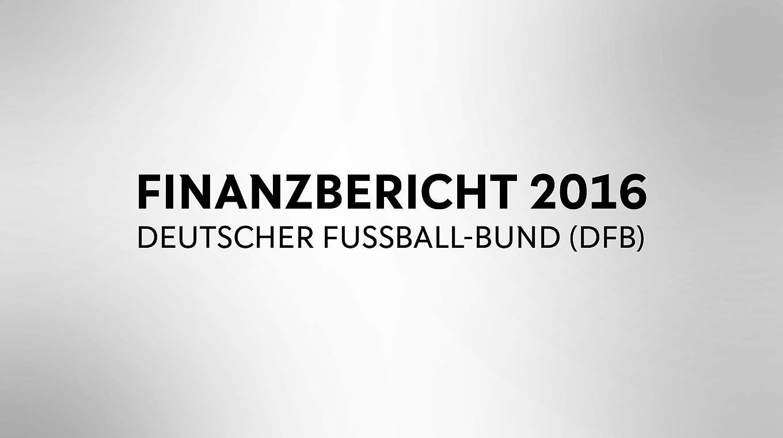 DFB veröffentlicht Finanzbericht für 2016 :: DFB - Deutscher Fußball ...