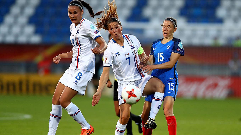 Stand Frankreich Island