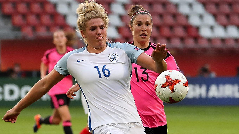 England Mit Kantersieg Gegen Schottland Dfb Deutscher