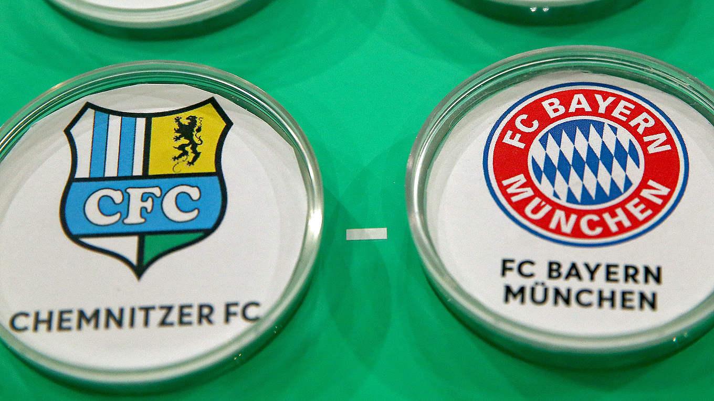 Bayern Vs Chemnitz