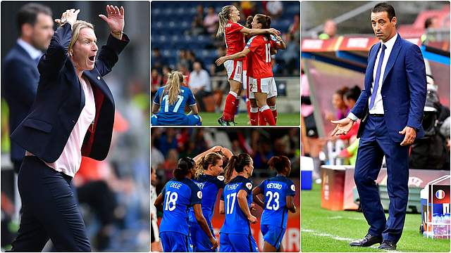 Getty Images/Collage DFB