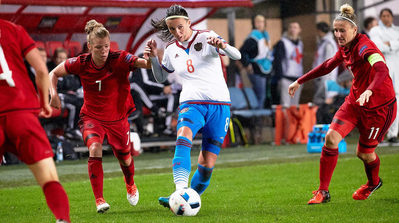TГјrkei Gegen Russland Fussball