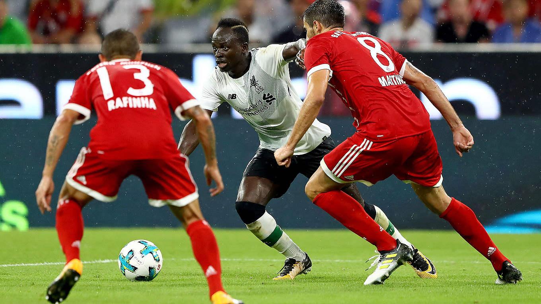 Bayern Liverpool Detail: Audi Cup: FC Bayern Verliert Gegen Liverpool :: DFB