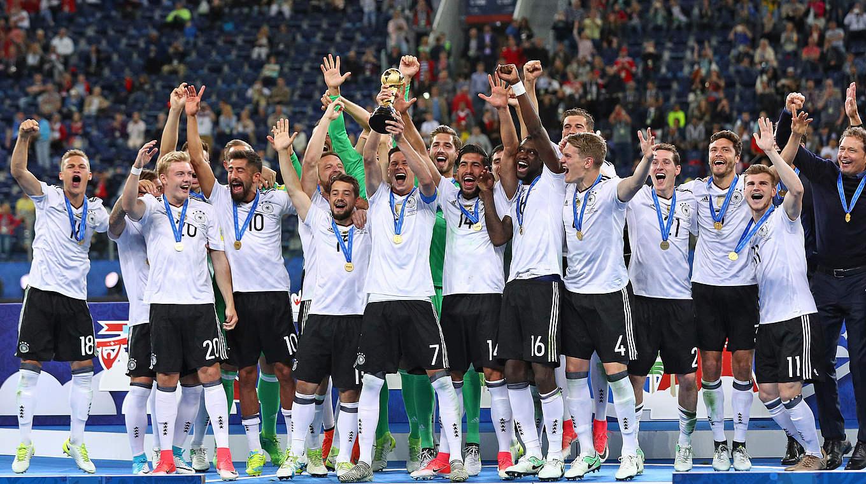 Deutschland Confed Cup Kader