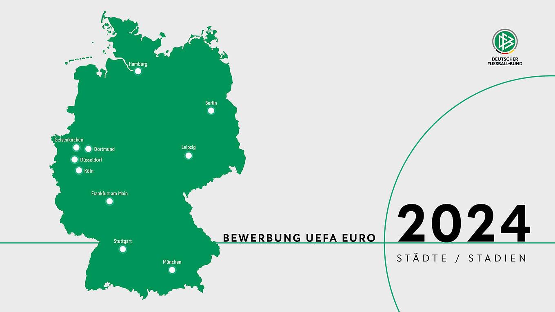 dfb prsidium legt spielorte fr bewerbung um euro 2024 fest - Dsseldorf Uni Bewerbung