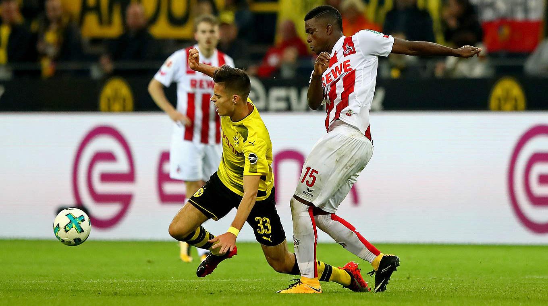 """Julian Weigl """"My ankle has healed"""" DFB Deutscher Fußball"""