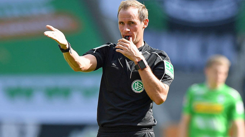 Schiedsrichter Stegemann