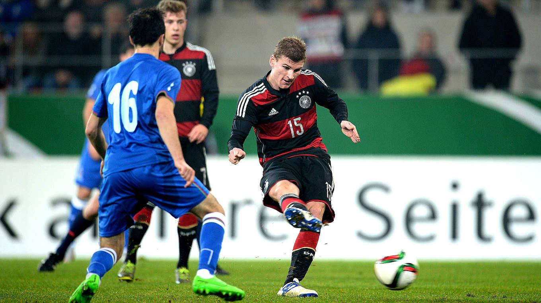 Makellos Europameister Gegen Aserbaidschan Im Faktencheck Dfb Deutscher Fussball Bund E V