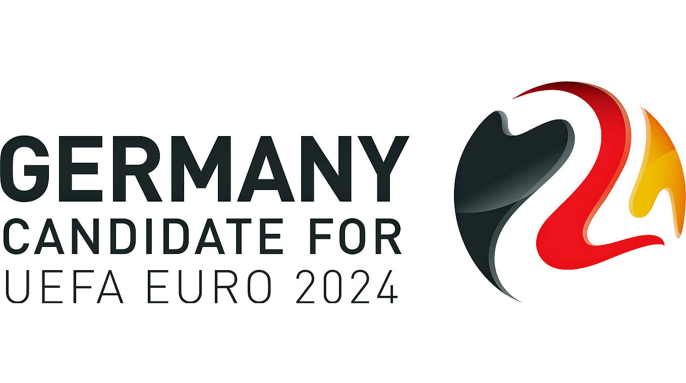 DFB unveil logo for EURO 2024 bid