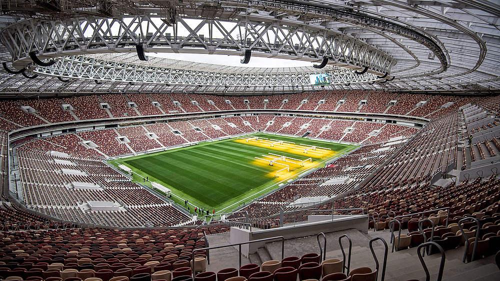Wm 2018 Spielorte Und Stadien Weltmeisterschaften