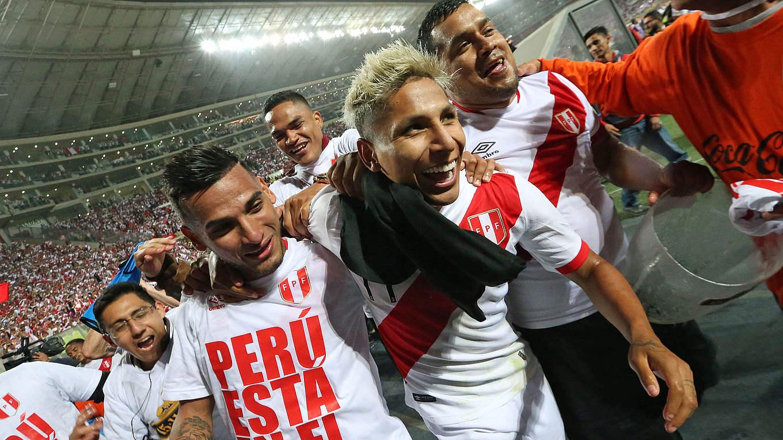 Deutschland Peru Tickets