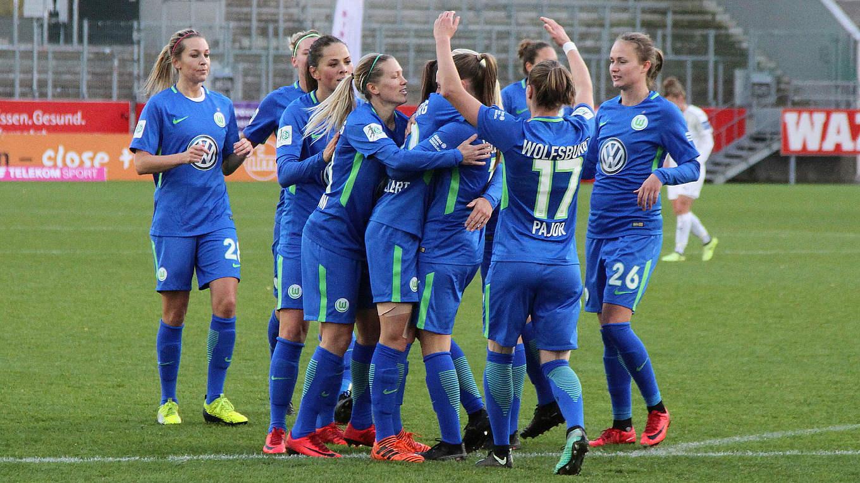 Chelsea Slavia Detail: Wolfsburg Im Viertelfinale Gegen Slavia Prag :: DFB