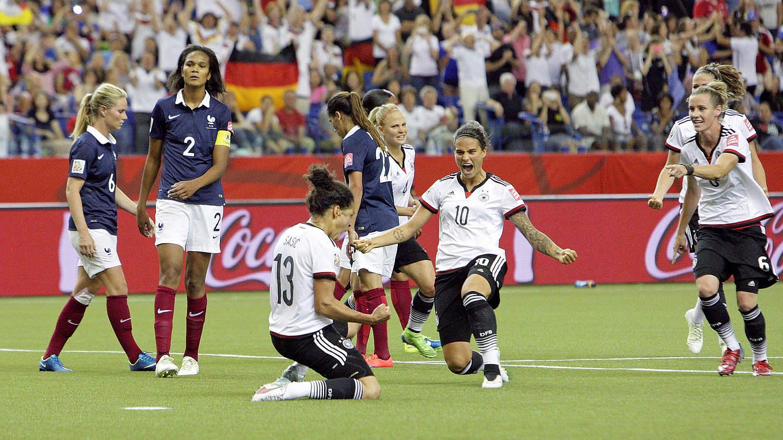 Gegner Deutschland Viertelfinale