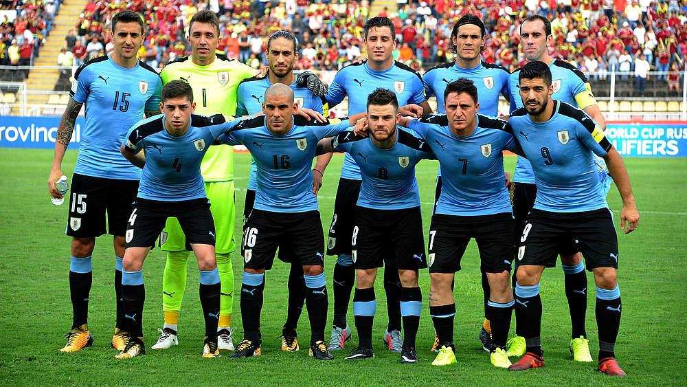 Uruguay Weltmeisterschaften