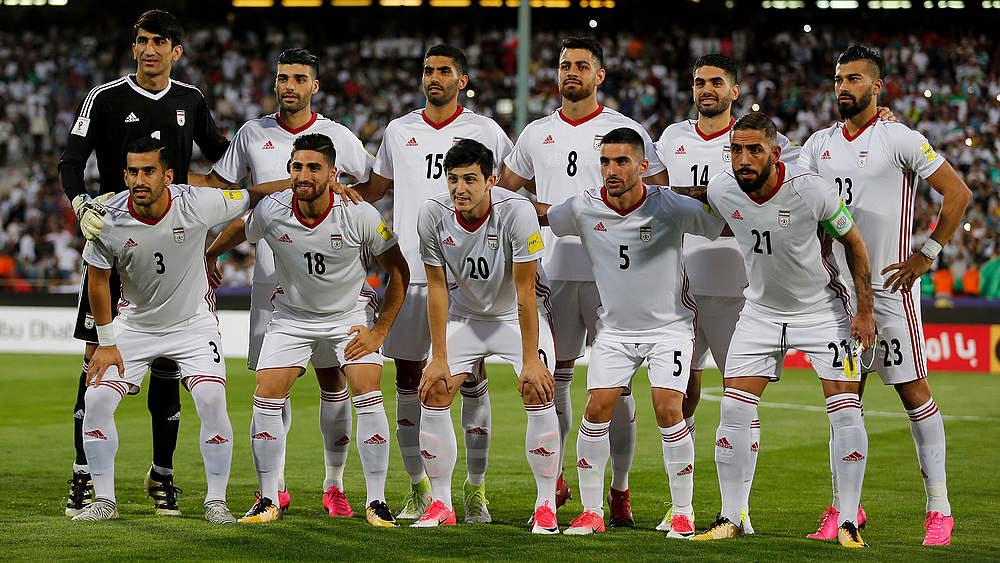 Iran Mannschaft