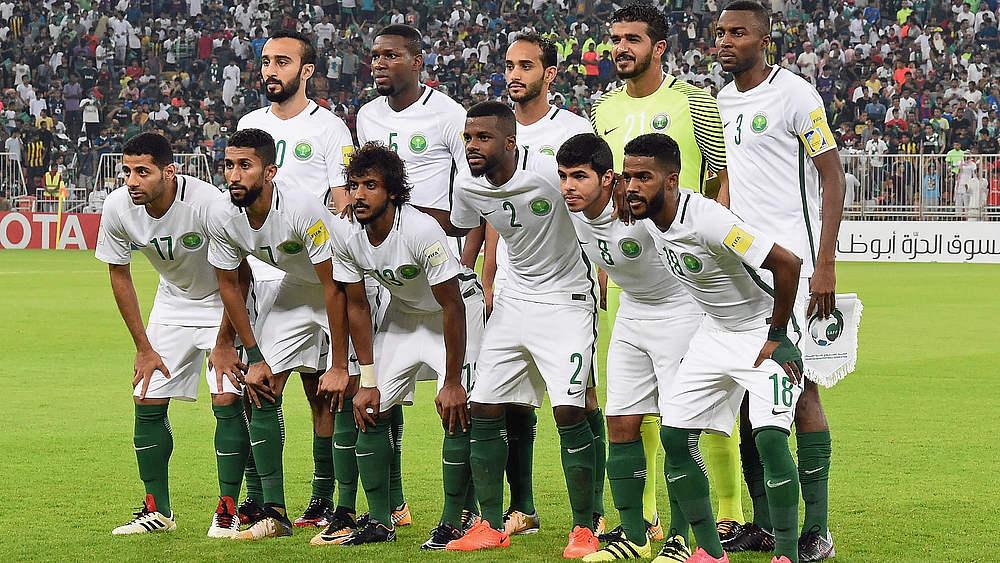 Saudi Arabien Wm Kader