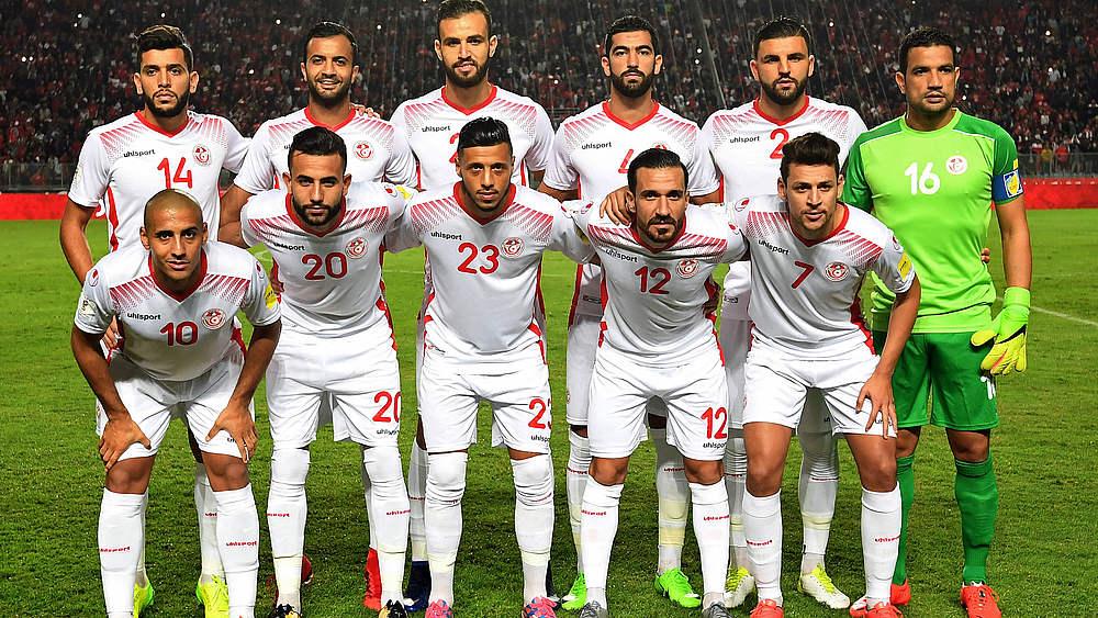 Tunesien Wm Kader