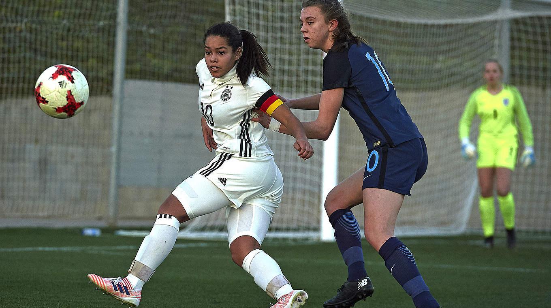 U 17 Juniorinnen Frauen Nationalmannschaften